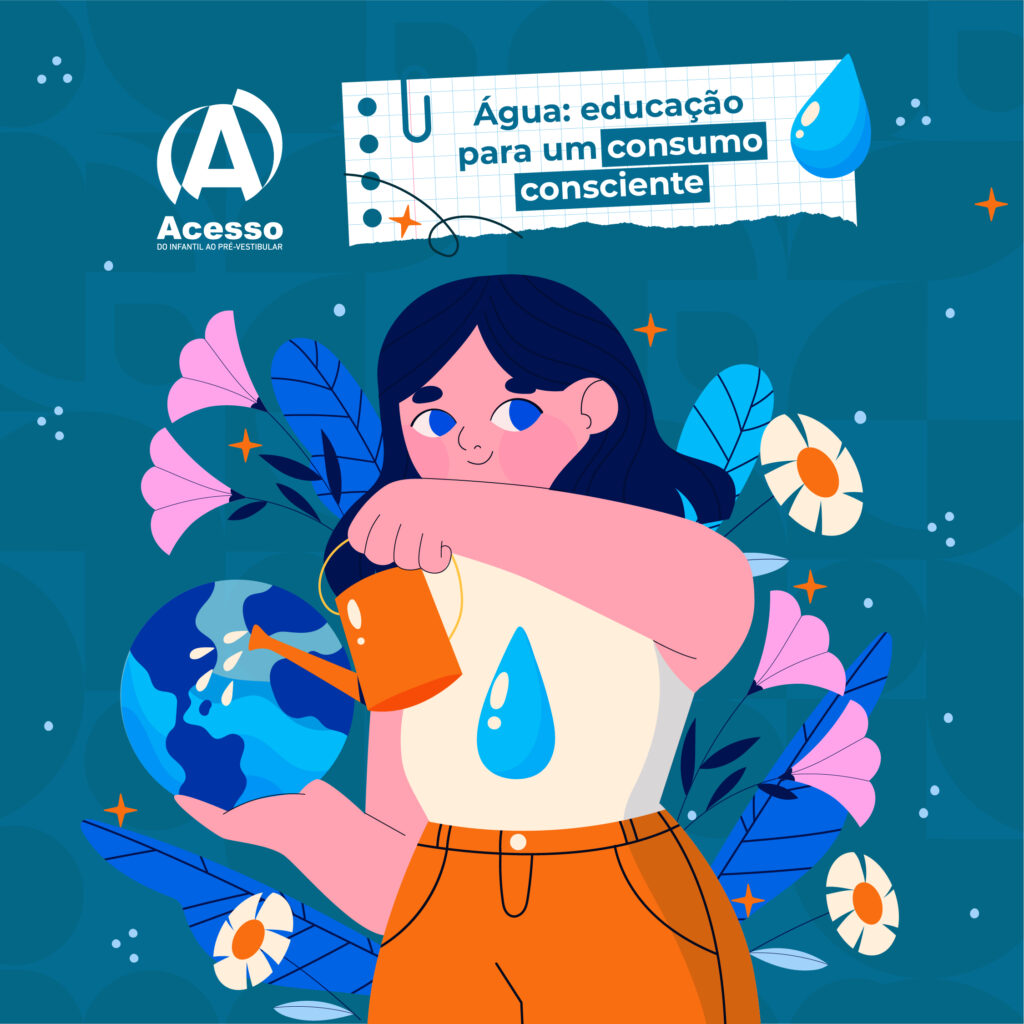 Água: educação para um consumo consciente