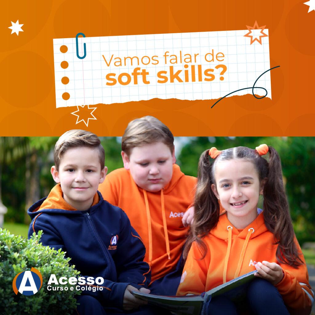 Vamos falar de soft skills?
